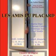 LES AMIS DU PLACARD (2014) de Gabor Rassov